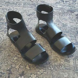 Vince Siscly Gladiator Ankle Strap Sandal